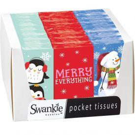 SWANKIES CHRISTMAS DISPLAY BOX 24 PACK