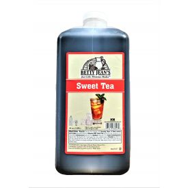Hartley's Betty Jean's Sweet Tea Concentrate 1/2 Gallon