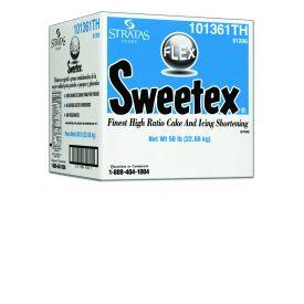 Sweetex Flex High Ratio Cake & Icing Shortening 50lb.