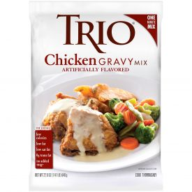 Trio Chicken Gravy Mix 22.6oz