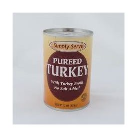 Vanee Pureed Turkey 15oz