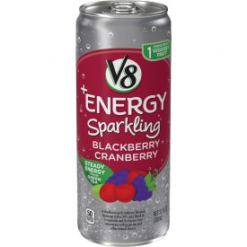 V8 Energy Blackberry Cranberry 12oz.