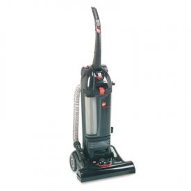 Hoover®  Commercial Bagless Hush Upright Vacuum HEPA Filtration