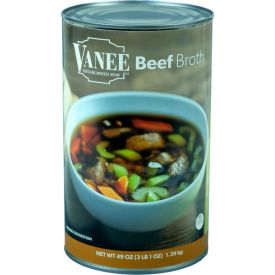 Vanee Beef Broth - 49 Oz