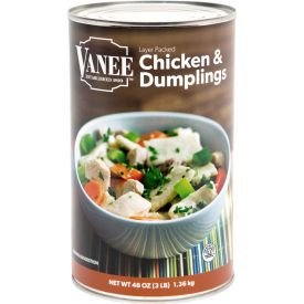 Vanee Chicken & Dumplings 48oz