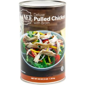 Vanee Deluxe Pulled Chicken 48oz