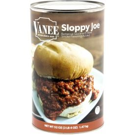 Vanee Sloppy Joe 52oz