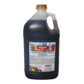 Hartley's Vanilla Multi-Use Syrup 1 Gallon