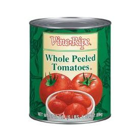 Vine Ripe Whole Tomatoes #10