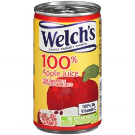 Welch's Apple Juice 5.5 oz