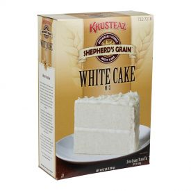 Krusteaz Shepherd's Grain White Cake Mix 5lb