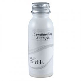 White Marble Breck Conditioning Shampoo, .75 oz Bottle