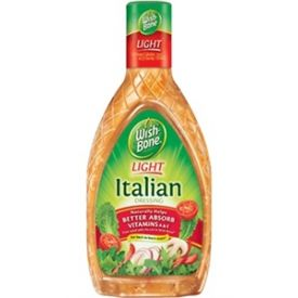 Wish-Bone Light Italian Dressing - 128 oz