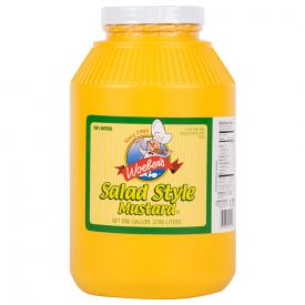 Woeber's Salad Style Mustard 1 gallon