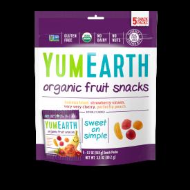 YumEarth Organic Fruit Snacks 3.5oz.