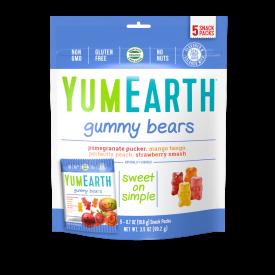 YumEarth Organic Gummy Bears 3.5oz.