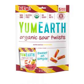 YumEarth Organic Fruit Twists 3.5oz.