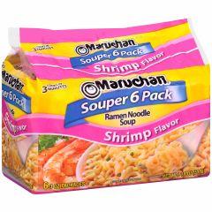 Ramen Souper Shrimp Noodles 18oz.
