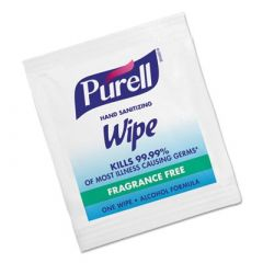 PURELL® Hand Sanitizing Wipes, Individually Wrapped **Available Mid March**