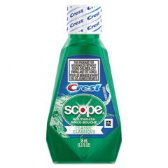 Scope® Mouthwash, Mint w/Crest 1.2oz.
